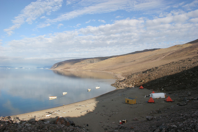 West Coast Greenland