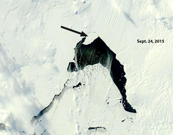 NASA MODIS Image