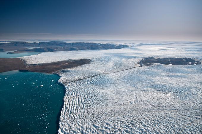 Sarqardliup Sermia, Greenland